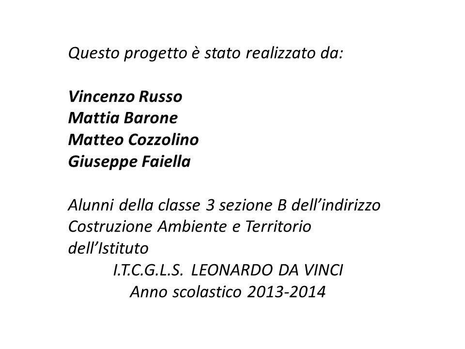 I.T.C.G.L.S. LEONARDO DA VINCI