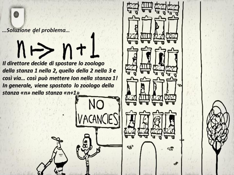 …Soluzione del problema…