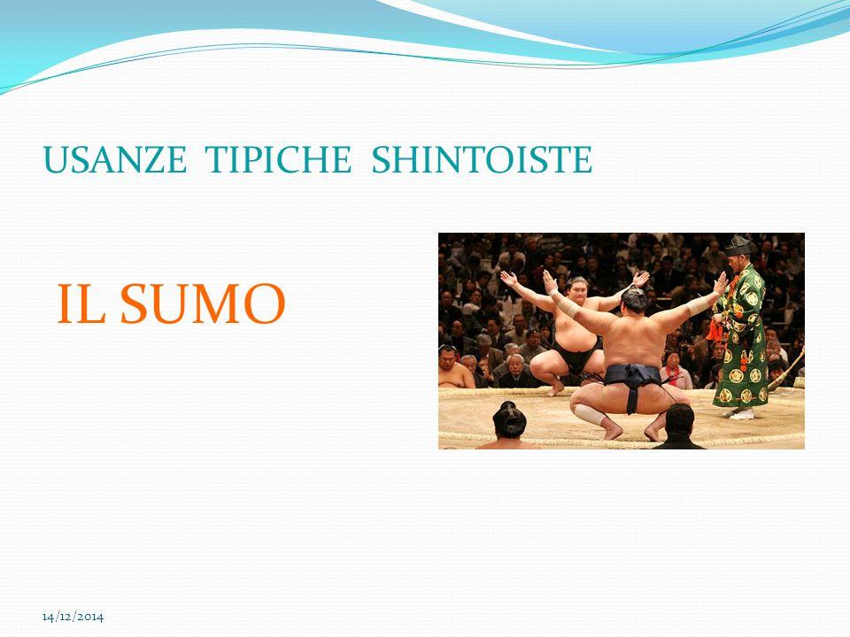 USANZE TIPICHE SHINTOISTE