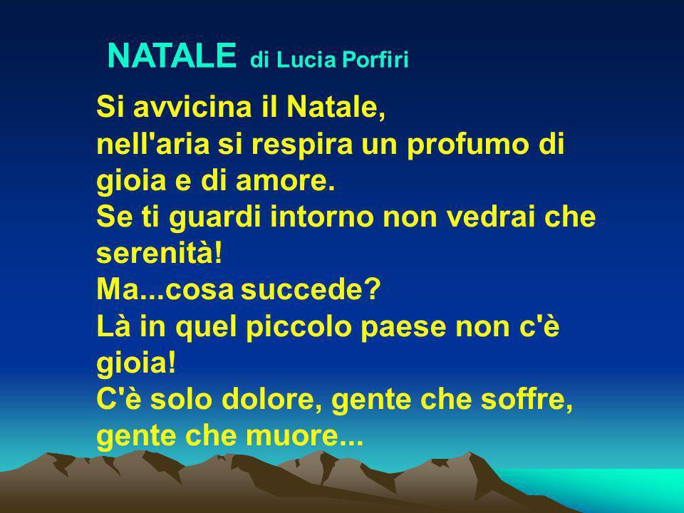 NATALE di Lucia Porfiri