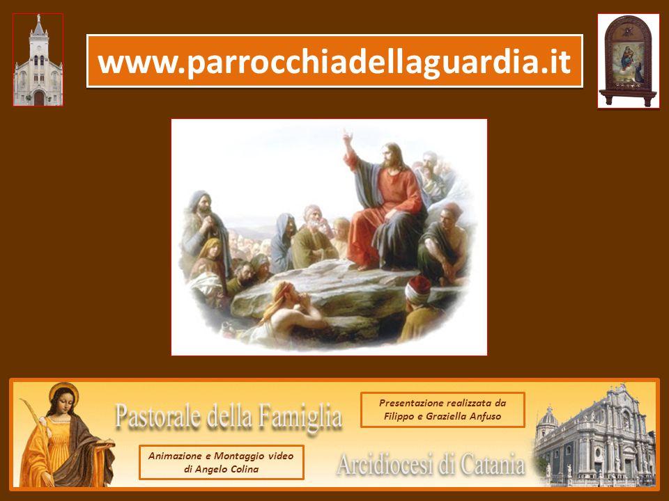 www.parrocchiadellaguardia.it Presentazione realizzata da