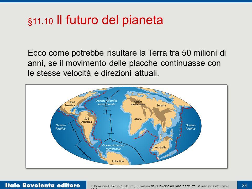 §11.10 Il futuro del pianeta