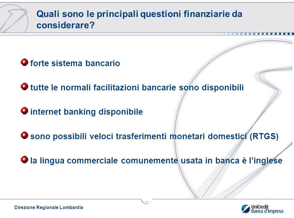 Quali sono le principali questioni finanziarie da considerare