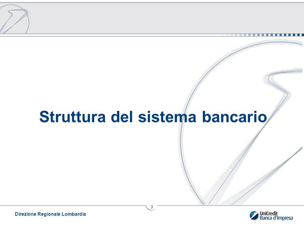 Struttura del sistema bancario