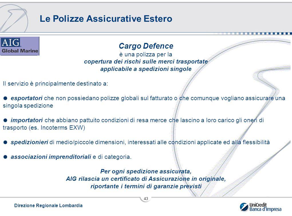 Le Polizze Assicurative Estero