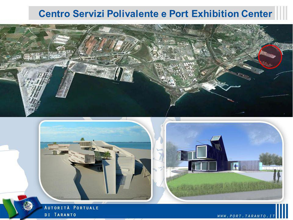 Centro Servizi Polivalente e Port Exhibition Center