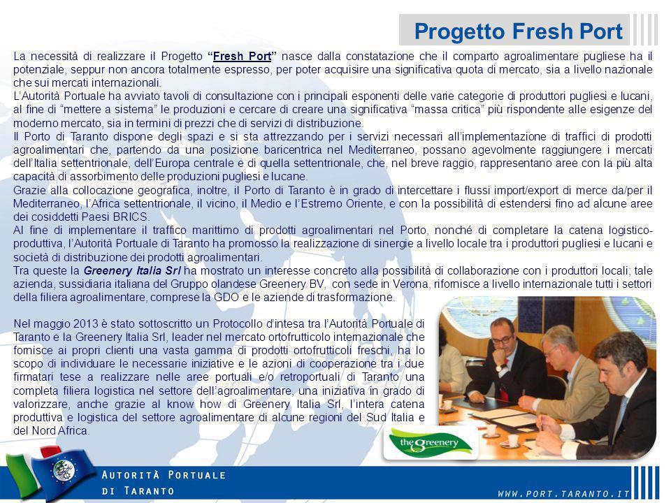 Progetto Fresh Port