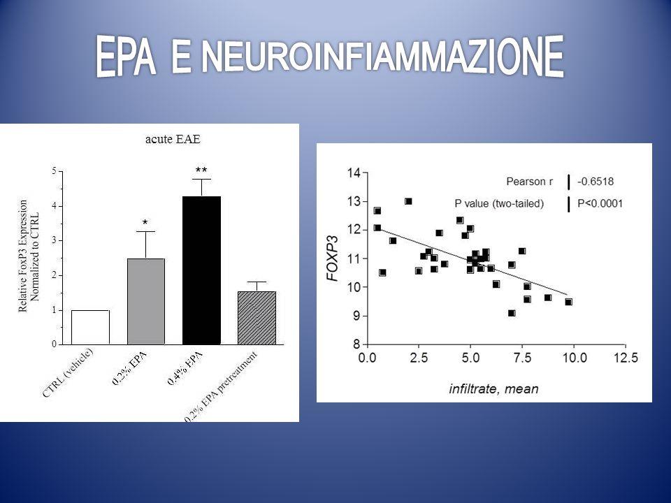 EPA E NEUROINFIAMMAZIONE
