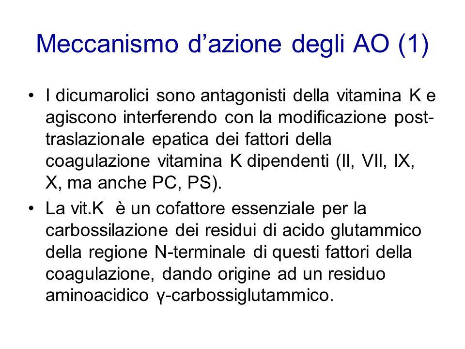 Meccanismo d'azione degli AO (1)