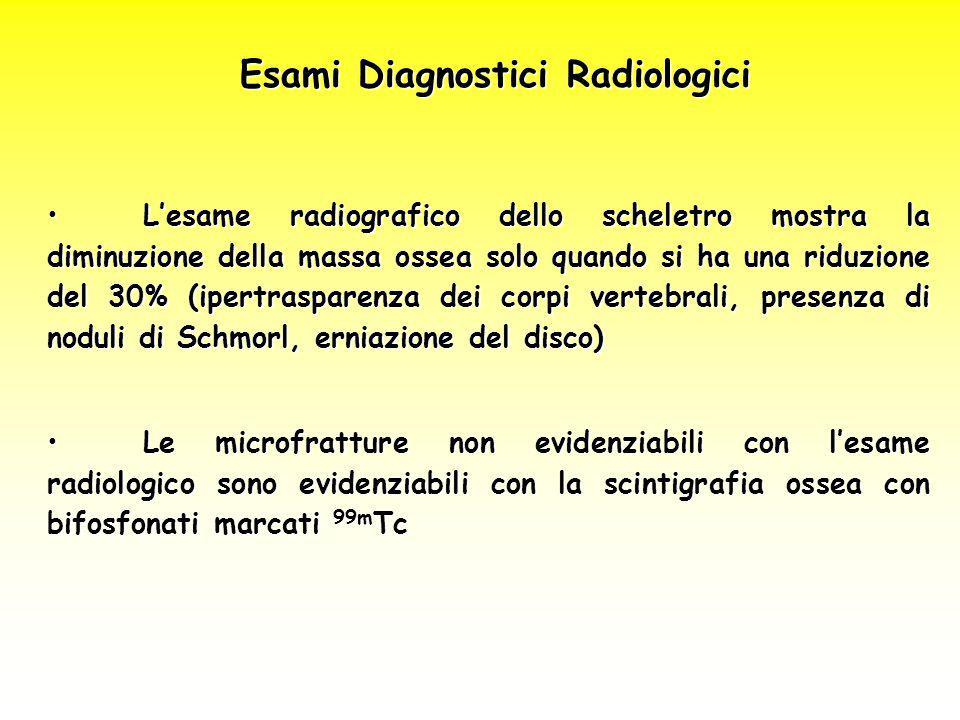 Esami Diagnostici Radiologici