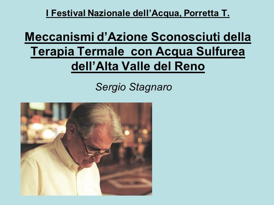 I Festival Nazionale dell'Acqua, Porretta T
