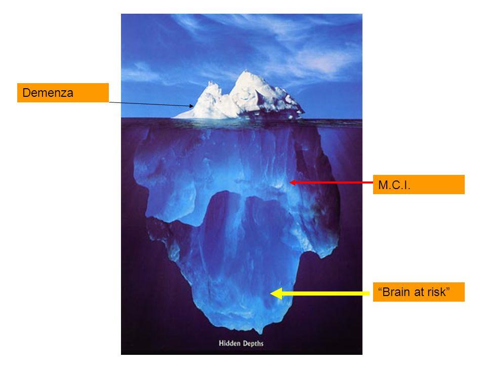 Demenza M.C.I. Brain at risk