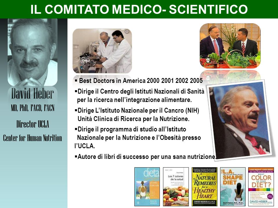 IL COMITATO MEDICO- SCIENTIFICO