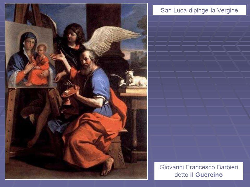 San Luca dipinge la Vergine