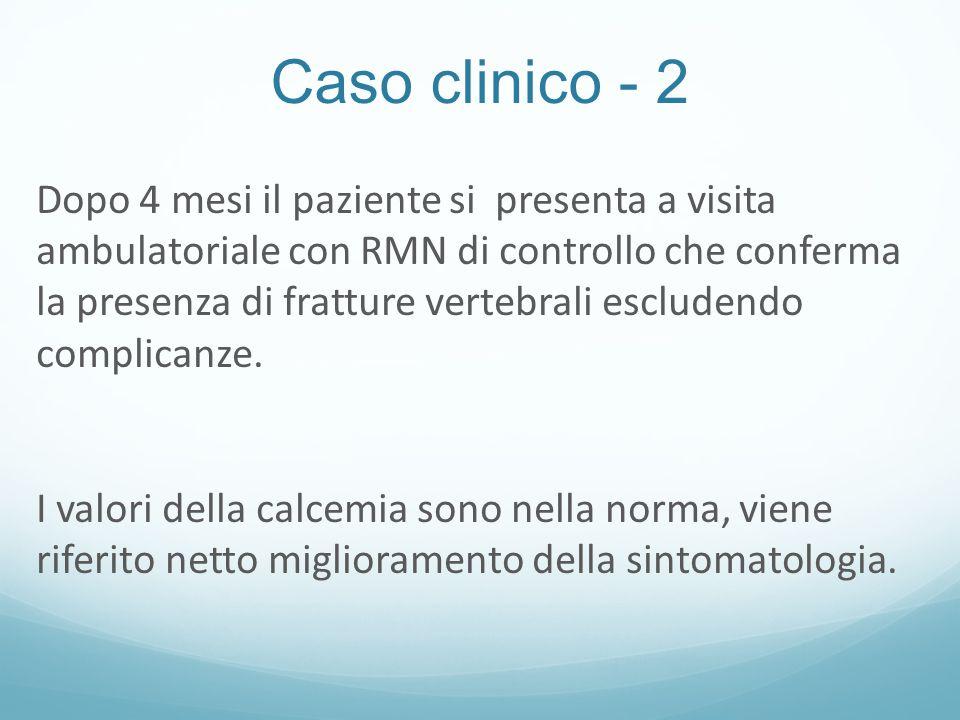 Caso clinico - 2