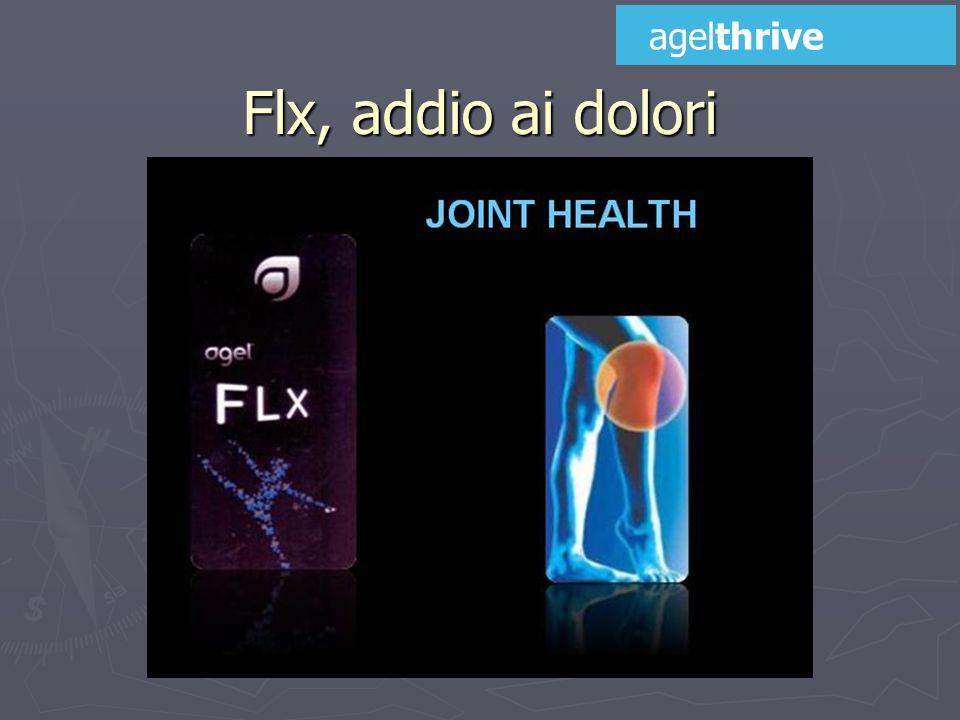 agelthrive Flx, addio ai dolori 30