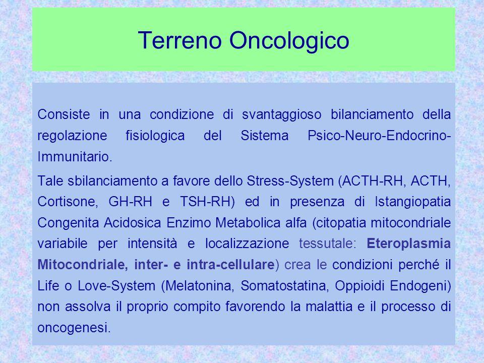 Terreno Oncologico