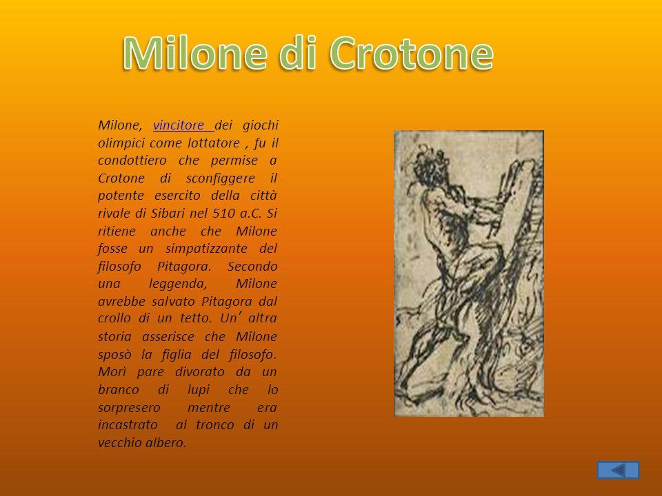 Milone di Crotone