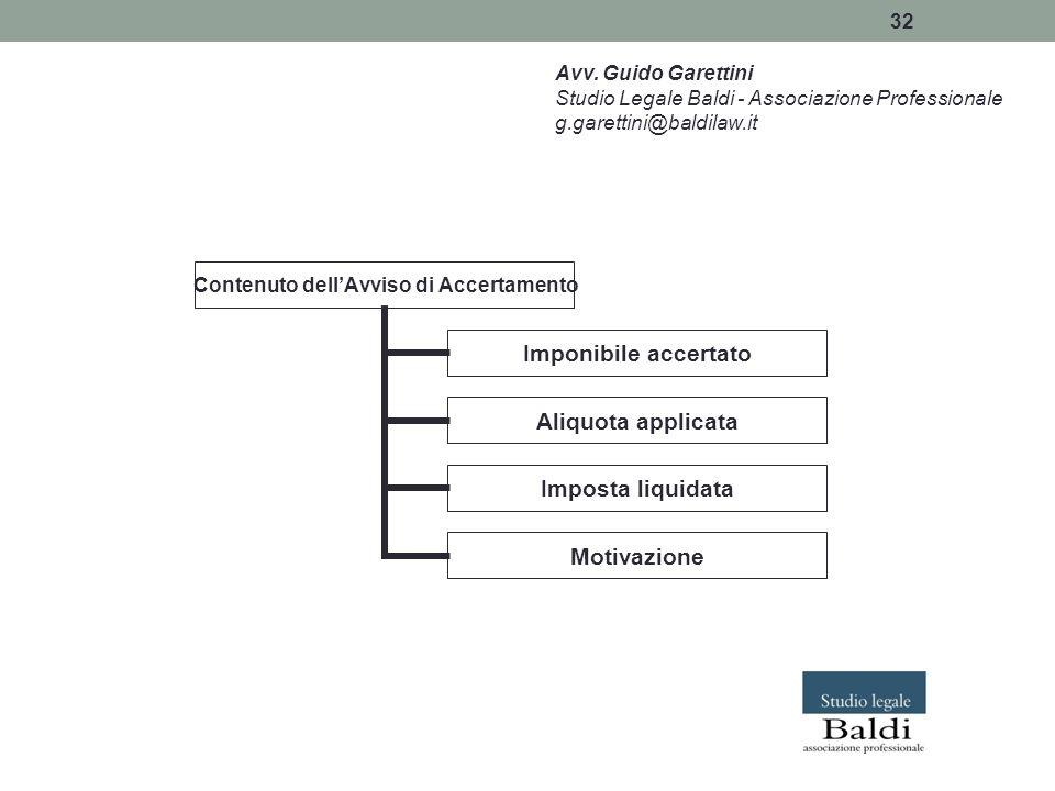 Studio Legale Baldi - Associazione Professionale
