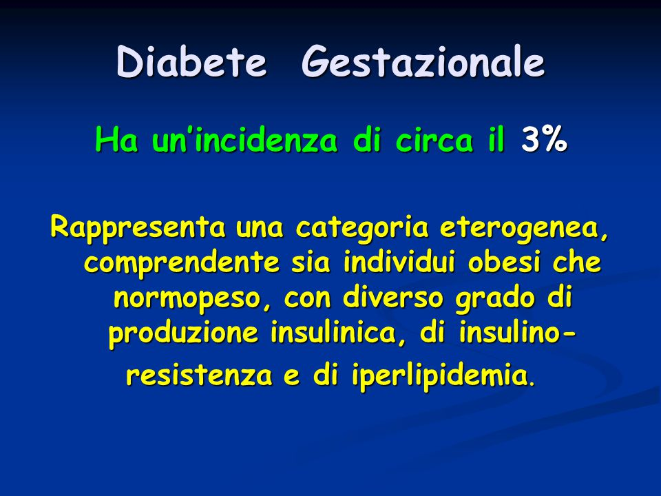 Ha un'incidenza di circa il 3%
