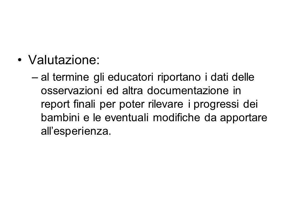 Valutazione: