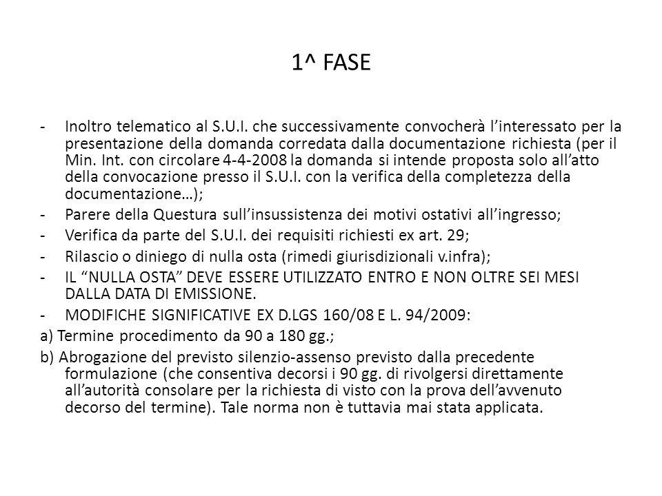 1^ FASE