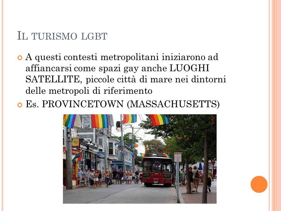 Il turismo lgbt