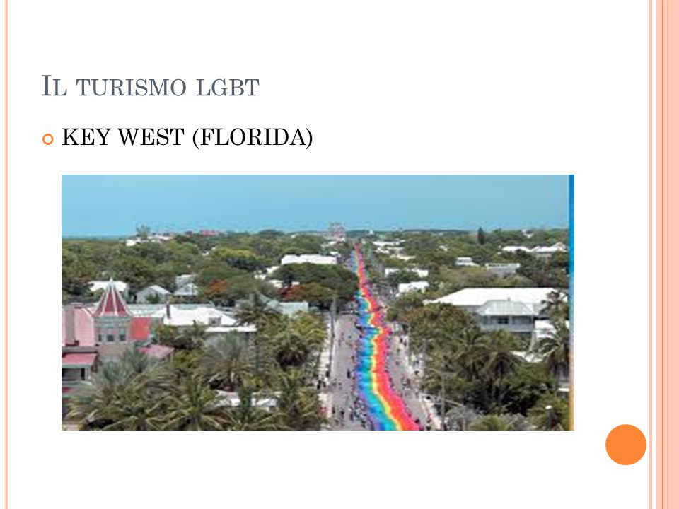 Il turismo lgbt KEY WEST (FLORIDA)