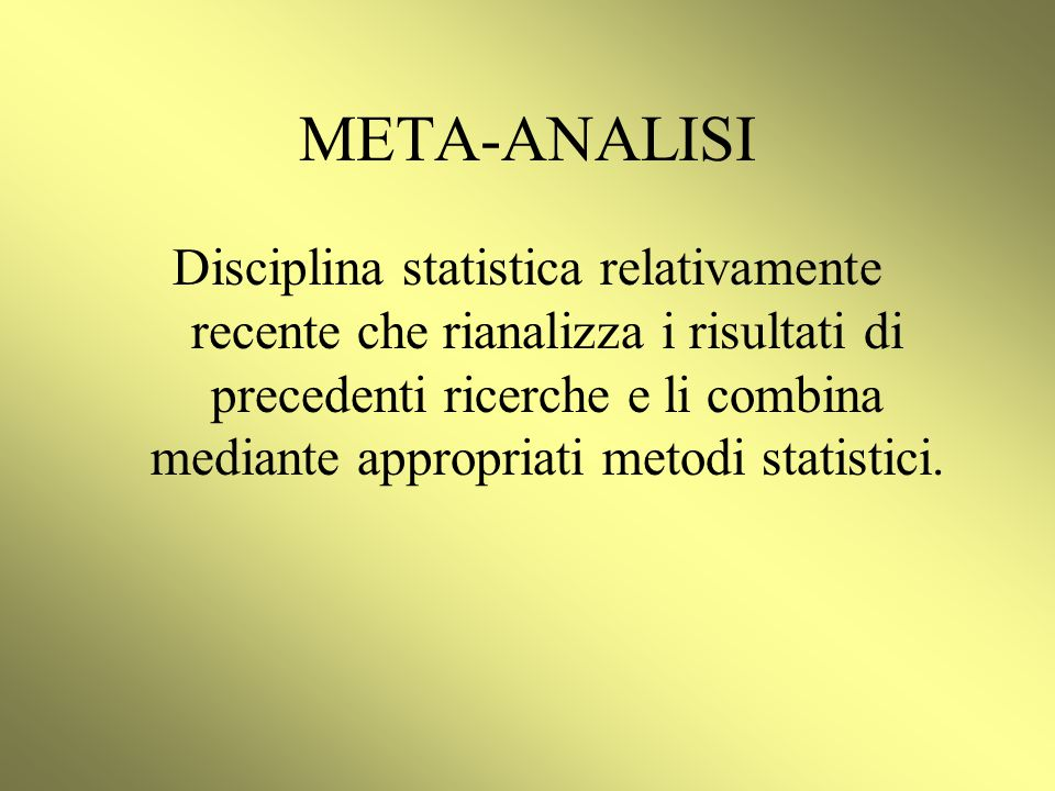 META-ANALISI