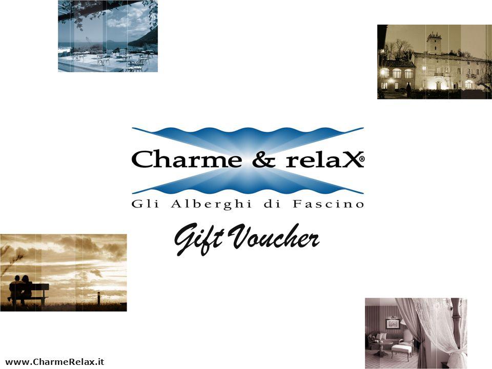 Gift Voucher www.CharmeRelax.it