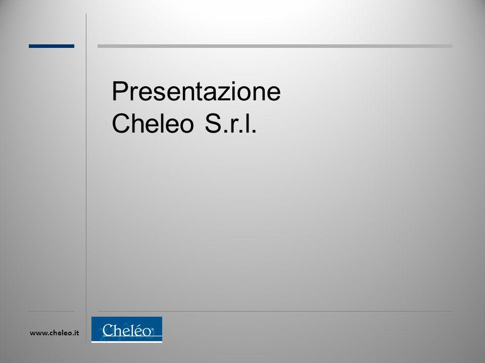 Presentazione Cheleo S.r.l.