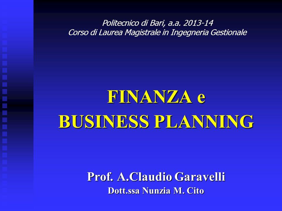 Prof. A.Claudio Garavelli