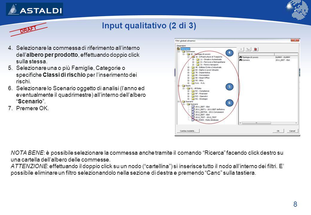 Input qualitativo (2 di 3)