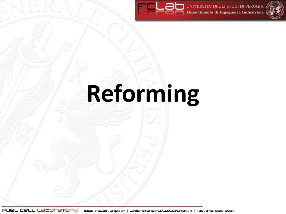 Reforming