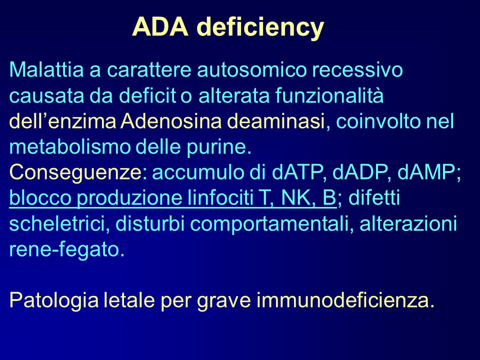 ADA deficiency