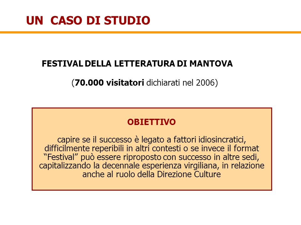 FESTIVAL DELLA LETTERATURA DI MANTOVA