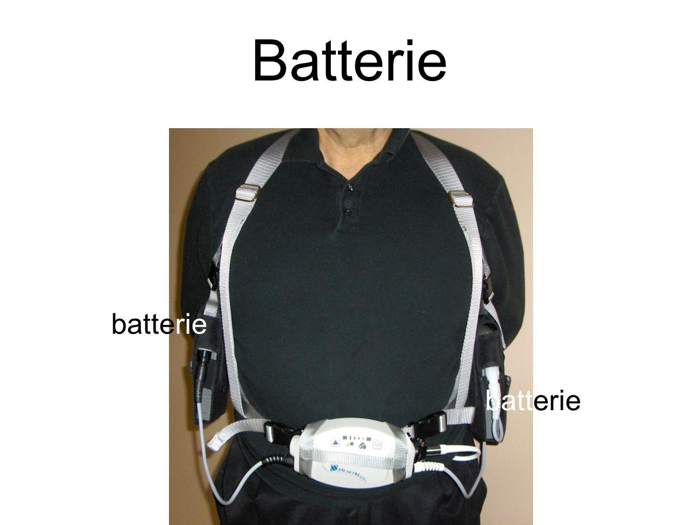 Batterie batterie batterie