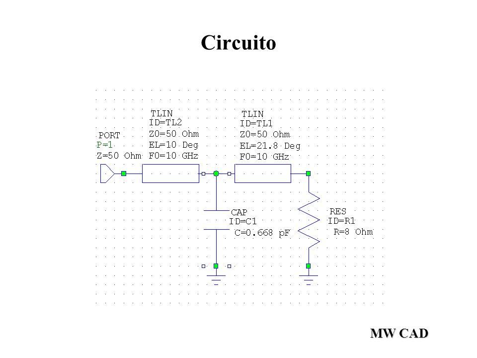 Circuito MW CAD