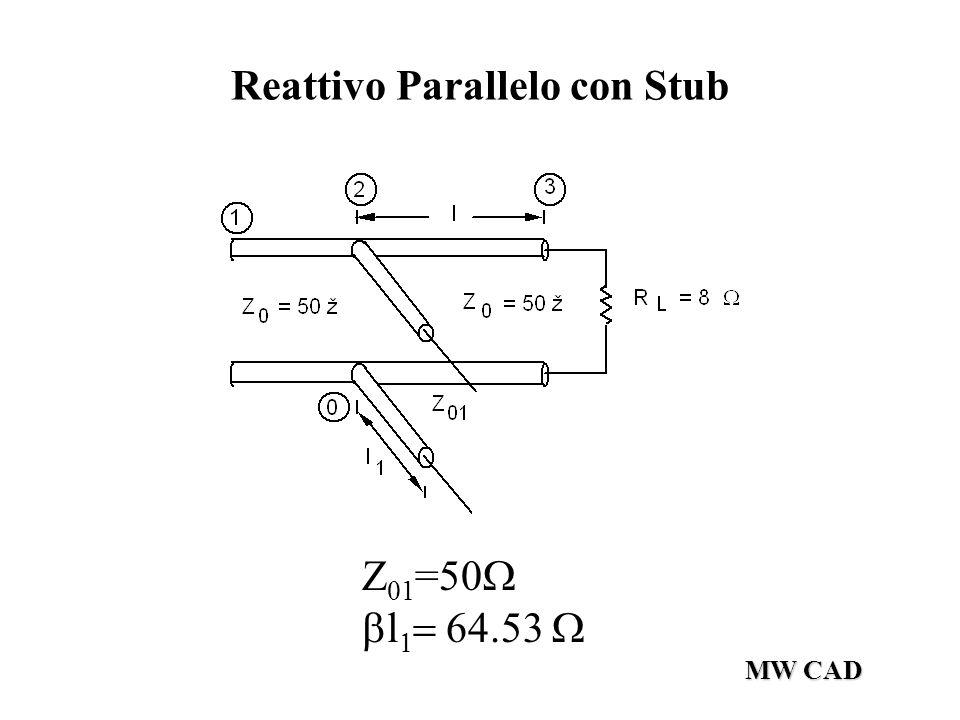 Reattivo Parallelo con Stub
