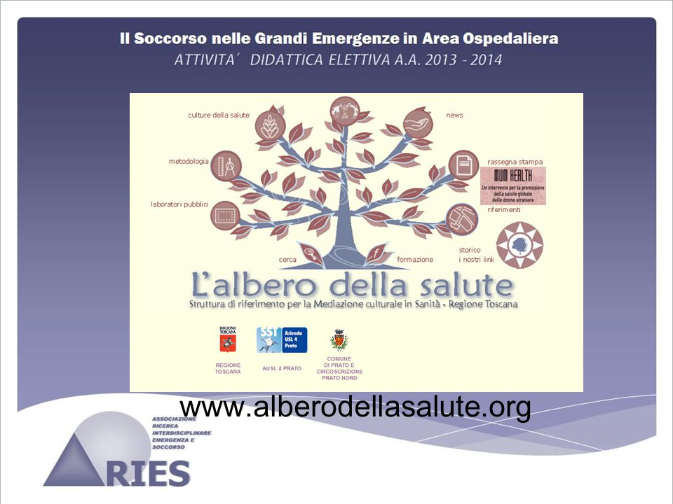 www.alberodellasalute.org