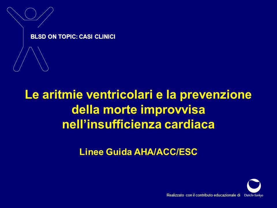 Le aritmie ventricolari e la prevenzione della morte improvvisa