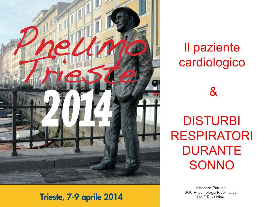 Il paziente cardiologico