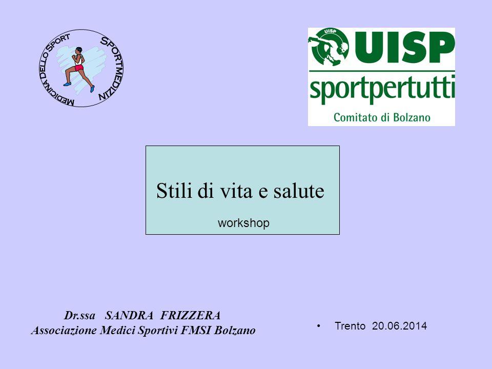 Associazione Medici Sportivi FMSI Bolzano
