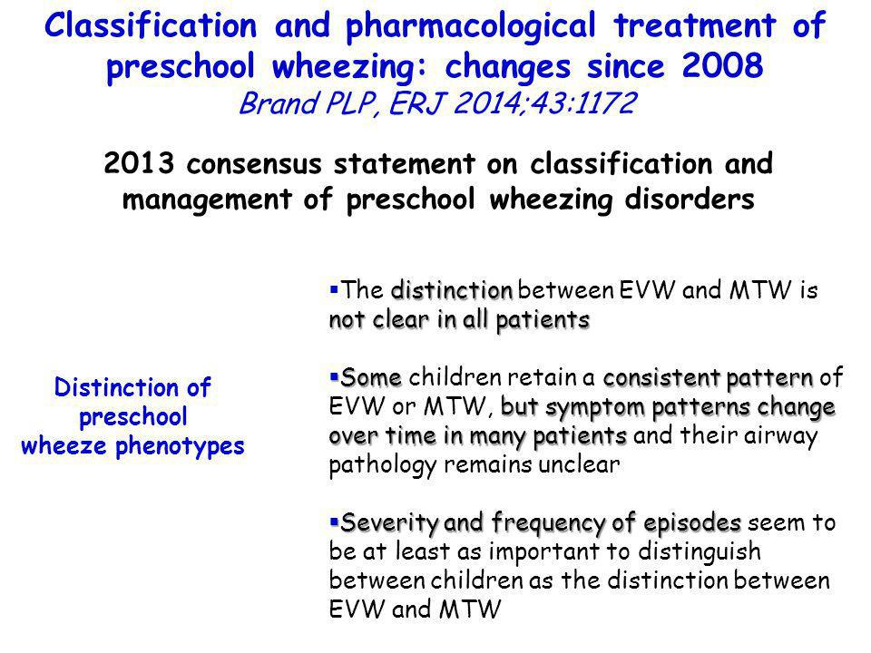 Distinction of preschool