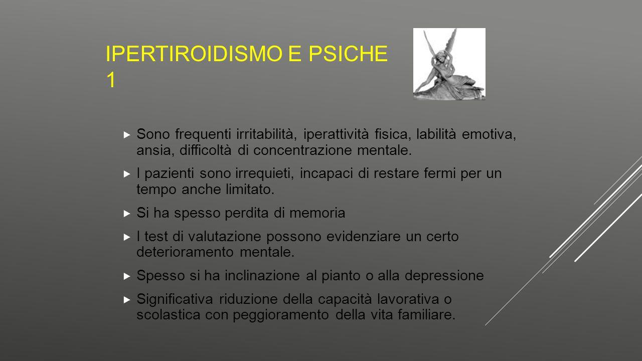 Ipertiroidismo e Psiche 1