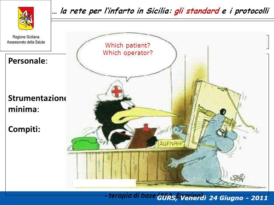 minima: standard + telemedicina