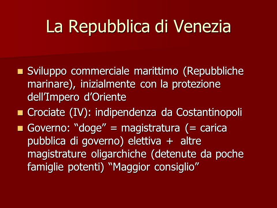 La Repubblica di Venezia