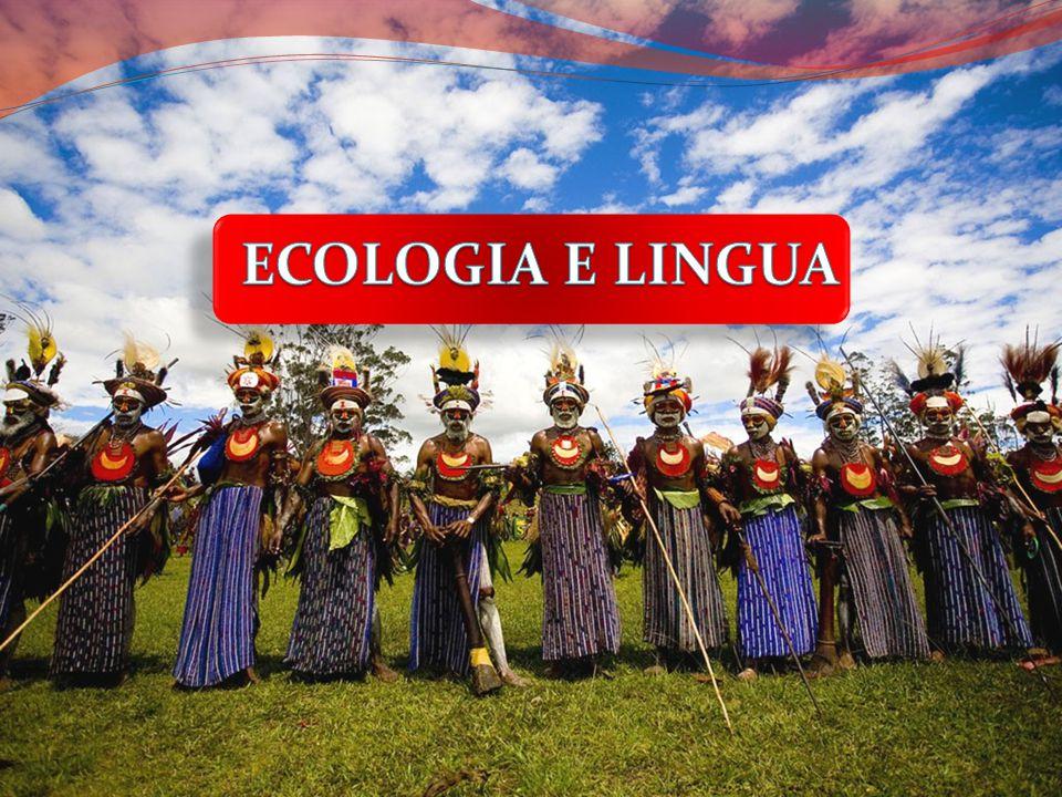 ECOLOGIA E LINGUA