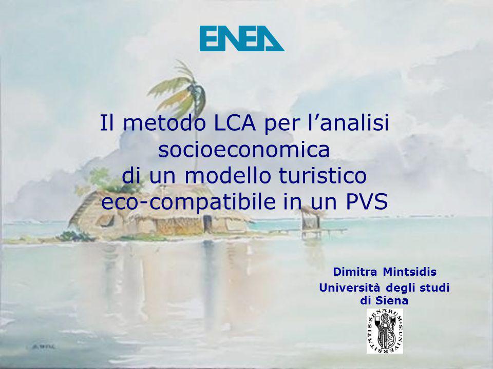 Dimitra Mintsidis Università degli studi di Siena