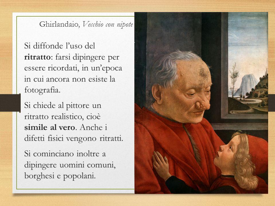 Ghirlandaio, Vecchio con nipote